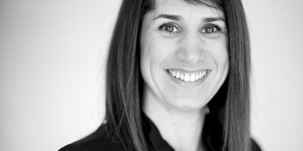 Nadia Auclair, directrice générale de Carbiolice.