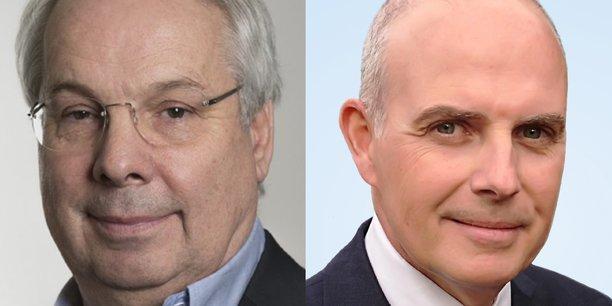Marc Rochet et Patrick Malval