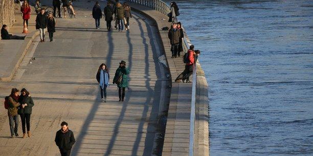 La pietonisation des voies sur berges constituait l'une des mesures emblématique du mandat de la maire de Paris (PS) Anne Hidalgo.