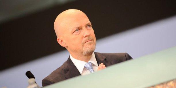 Médias Pierre Louette, nouveau PDG du