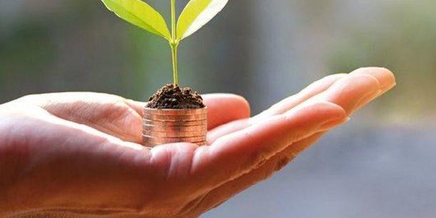 Les entreprises veulent booster le développement de la finance verte.