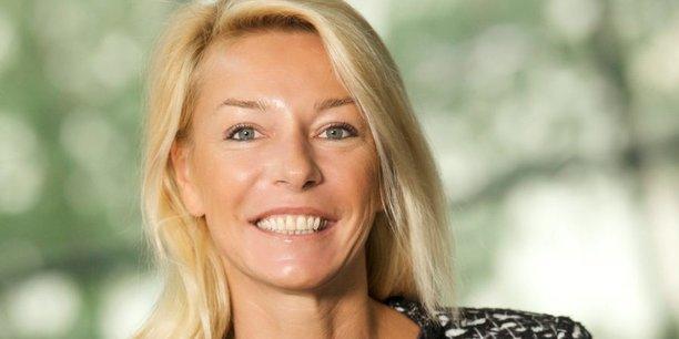 Sophie Pécriaux, présidente de City One