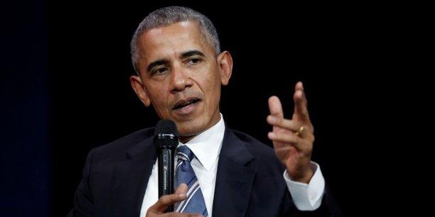 L'ancien président des États-Unis Barack Obama a déjà vendu ses mémoires il y a un an pour 60 millions de dollars
