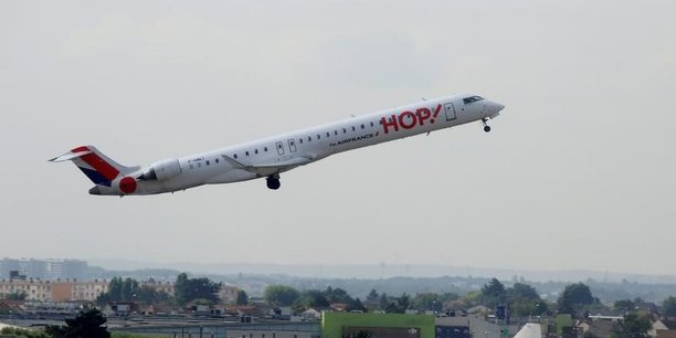 Au départ de Toulouse, la compagnie Hop ! Air France va augmenter de 12 % son offre estivale en 2018.