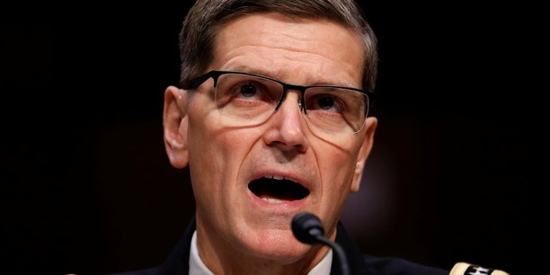 Le general us joseph votel soutient l'accord nucleaire iranien[reuters.com]
