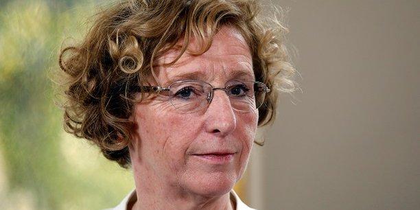 La ministre du Travail Muriel Pénicaud souhaite que les droits versés au compte personnel de formation détenu par tout salarié ou demandeurs d'emploi soient renforcés.