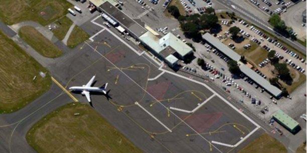 La Région veut créer un syndicat mixte commun à plusieurs aéroports, dont celui de Carcassonne