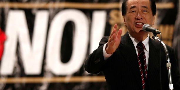 L'ex-pm japonais kan plaide a paris pour la fin du nucleaire[reuters.com]