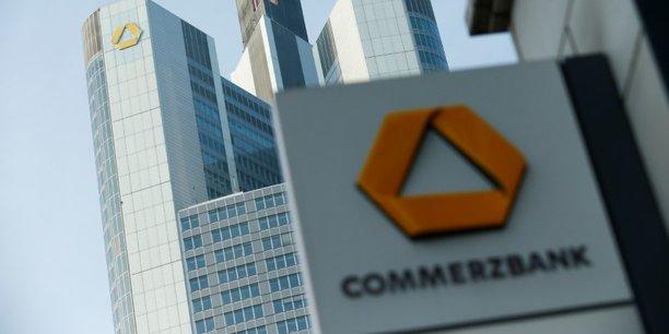 Societe Generale Racheterait La Division Marches De Commerzbank