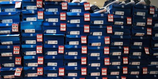 Adidas a suivre a francfort[reuters.com]