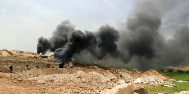 D'autres enormes batailles se preparent en syrie, selon l'onu[reuters.com]