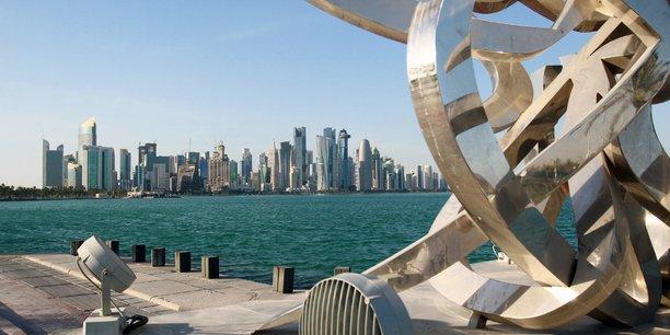 Le qatar presente un plan quinquennal de developpement[reuters.com]