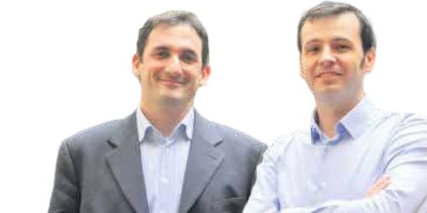 Idriss Bennani et Pierre Deleforge, fondateurs de RézoSocial.