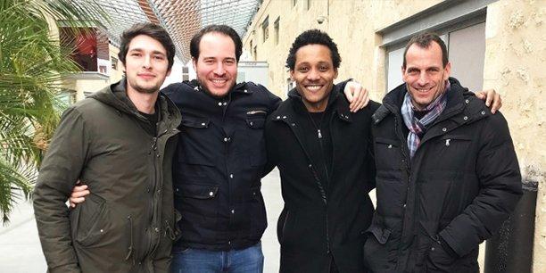 Charles-Henri Gougerot-Duvoisin, Jérémy Di Méglio, Steve Llong-Taï et Laurent Vessière ont fondé Obvy en juin 2017. La startup est accompagnée depuis plus d'un an par Unitec et depuis peu par la pépinière éco-créative des Chartrons