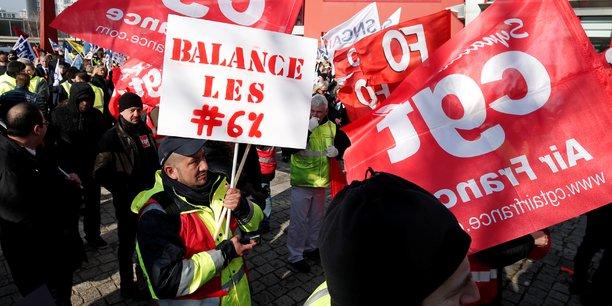 La direction ne peut pas aller plus loin dans la hausse des salaires — Air France-KLM
