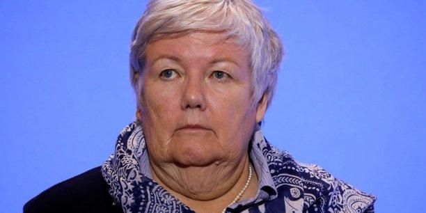 La ministre de la Cohésion des territoires et des Relations avec les collectivités territoriales Jacqueline Gourault.
