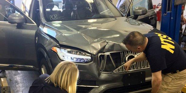 voiture autonome enjeux et d bats autour de la s curit de la voiture de demain. Black Bedroom Furniture Sets. Home Design Ideas