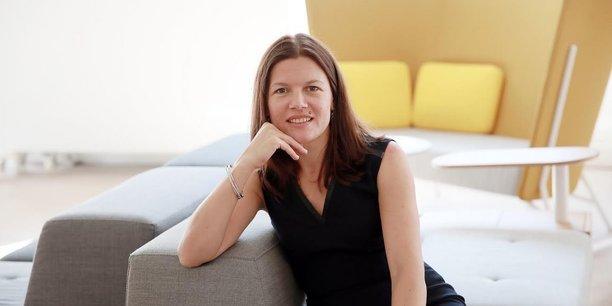 Fanny Letier, directrice exécutive des Fonds propres PME chez Bpifrance.