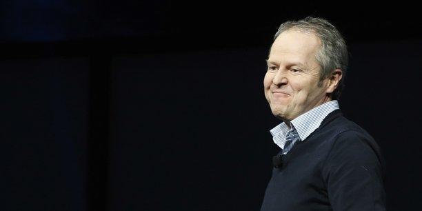 Yves Guillemot, le PDG et cofondateur d'Ubisoft.
