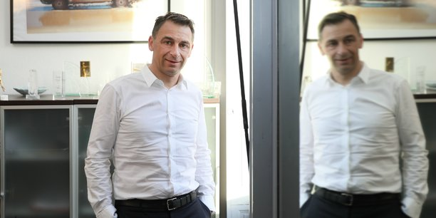 Olivier Sadran est le président du Toulouse Football Club depuis 2001.