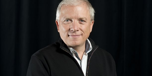 Fabrice Romano est le fondateur de la pépite Keranova, qui développe une technologie chirurgicale non invasive pour traiter la cataracte.