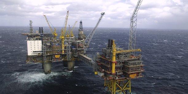 Le champ gazier se trouve dans une zone maritime commune à la Mauritanie et au Sénégal dans l'océan atlantique.