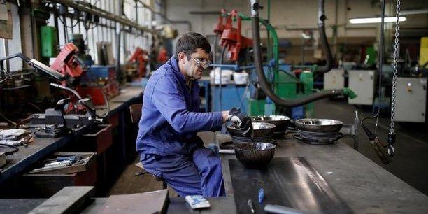 Selon les chiffres du cabinet Markit, la production manufacturière a baissé drastiquement pour passer de 49 en février à 35,6 au mois de mars.