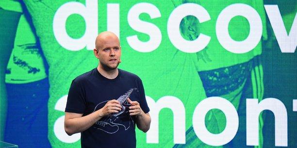 Pour Daniel Ek, PDG et fondateur de Spotify, l'entrée en Bourse ne doit pas devenir le jour le plus important de son entreprise.