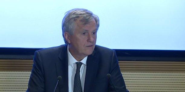 L'épargne a besoin de sens. Nous allons participer à la démocratisation des produits d'épargne verts et solidaires, a déclaré ce jeudi Rémy Weber, le président du directoire de La Banque Postale.