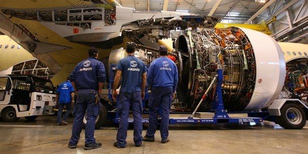 700 salariés toulousains travaillent sur l'A380.