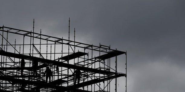 Dans le BTP les sous-secteurs construction de bâtiment et constructions spécialisées sont sous pression.