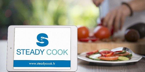 Steady Cook est une marketplace et un outil de gestion à la fois.