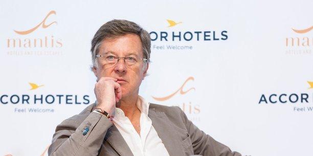 Sébastien Bazin, PDG du Groupe Accor