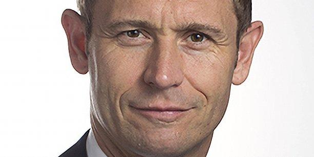 Stéphane Beaudet, président de l'Association des maires d'Île-de-France (AMIF).