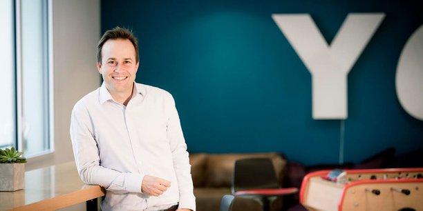 Geoffroy Guigou est le cofondateur de Younited Credit aux côtés de Charles Egly.