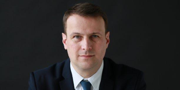 Jean-Charles Simon, président de Stacian, candidat à la présidence du Medef.