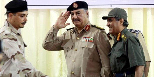 Le maréchal libyen Khalifa Haftar serait décédé à Paris