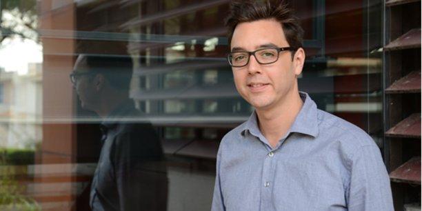 Olivier Détour, fondateur et CEO de Netheos