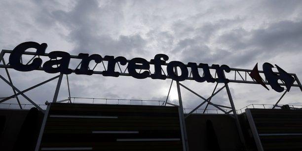 58 magasins Carrefour du Nord, 46 magasins de l'Est, 14 à Paris et 13 en région Occitanie sont menacés de fermeture