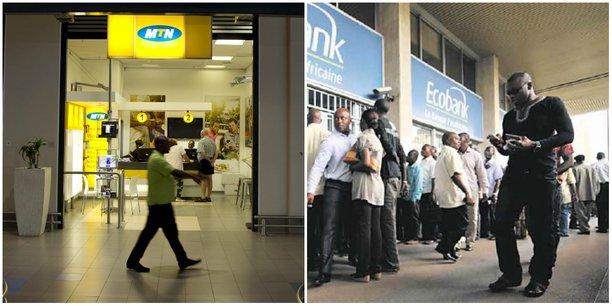 Ecobank et MTN s'allient pour développer l'inclusion financière en Afrique