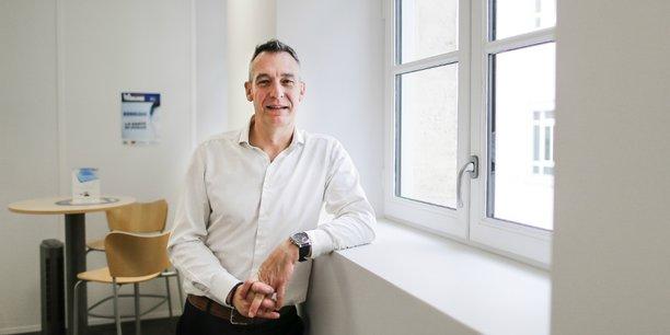 Frédéric Sudraud est le directeur général de l'agence ITI Communication et de sa filiale Facil'iti créée formellement début 2018.