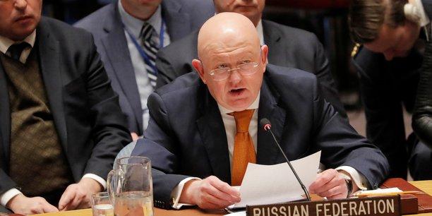La russie ne peut exclure le risque d'une guerre avec les usa[reuters.com]