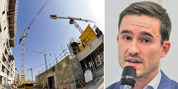 Vincent Pavanello, cofondateur de l'association Real Estech