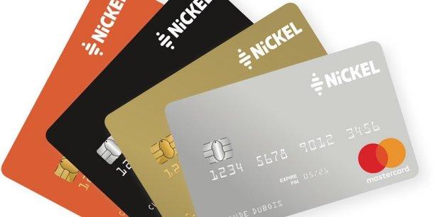 compte nickel carte gold Un an après son rachat, le compte Nickel monte en gamme