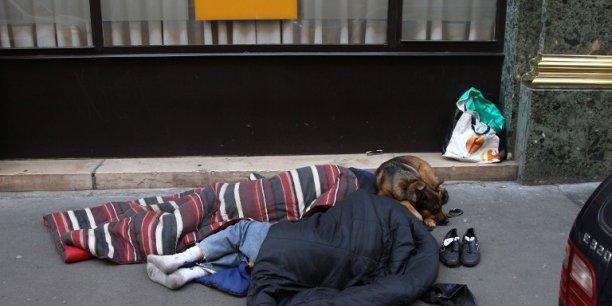 La pauvreté risque de toucher de plus en plus d'Européen selon l'ONG Oxfam (Photo Reuters)