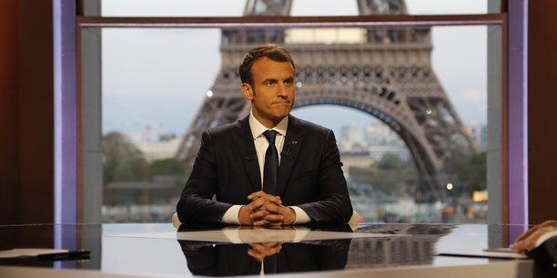 Après sa prestation aux côtés de Jean-Pierre Pernaut jeudi, Emmanuel Macron répond ce soir aux questions de Jean-Jacques Bourdin et Edwy Plenel.