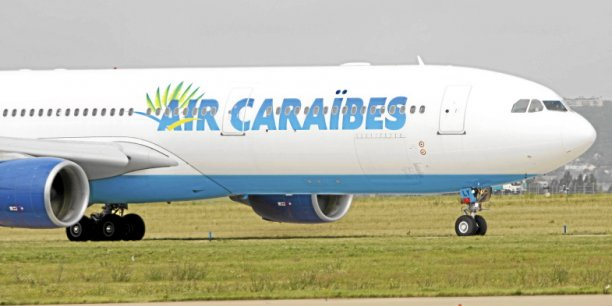 Un avion Air Caraibes. Copyright Reuters