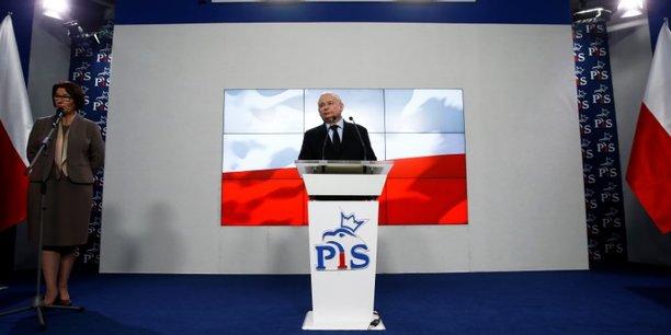 Les conservateurs polonais multiplient les promesses electorales[reuters.com]