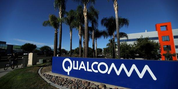 Qualcomm va relancer la chine sur son projet de rachat de nxp[reuters.com]