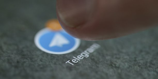 La russie bloque la messagerie telegram[reuters.com]